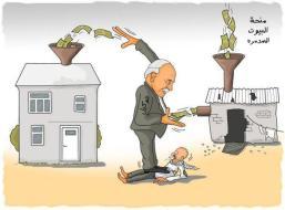 كاريكاتير – إسماعيل البزم