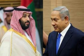 الخليج أونلاين: تجهيزات سرية في القاهرة للقاء بين نتنياهو وبن سلمان