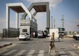مصر تغلق معبر رفح بالاتجاهين اليوم