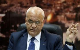 عريقات: الولايات المتحدة قطعت كل مساعداتها ولن نسمح بتغيير المبادرة العربية