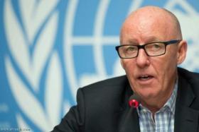 جيمي ماكغولدريك يصل غزة اليوم لعقد سلسلة اجتماعات