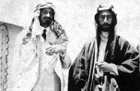 إسرائيل تكشف عن اتفاق تاريخي أردني صهيوني قبل مائة عام