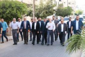 الوفد الامني المصري يصل قطاع غزة وهذا ما سيبحثه