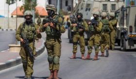 حملة اعتقالات في الضفة والقدس المحتلة
