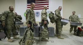 الجيش الأميركي يبدأ سحب معداته من سوريا