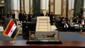 """شكري يدعو سوريا لـ """"اتخاذ إجراءات"""" للعودة إلى الجامعة العربية"""