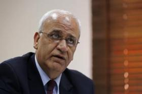 عريقات: يجب البدء بتنفيذ القرارات المتعلقة بإسرائيل وأمريكا وغزة