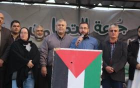 هيئة مسيرات العودة: غزة لن تهدأ أبدا ولن تكون مادة في بازار الانتخابات الإسرائيلية