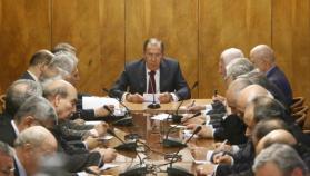 قيادي فلسطيني يكشف ملفات اجتماع موسكو للمصالحة