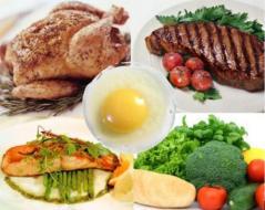 ما الأطعمة الغنية بالبروتين؟