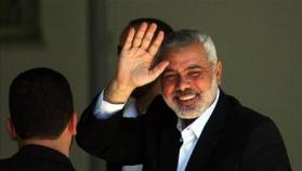وفد برئاسة هنية يغادر غزة إلى القاهرة
