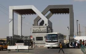 مصر غير متحمسة لإنشاء منطقة تجارية مع قطاع غزة لهذه الاسباب