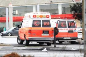 إصابة سيدة وأطفالها الأربعة إثناء محاولتهم إشعال النار بمنزلهم