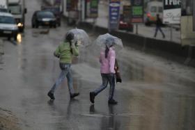 طقس فلسطين غدا الثلاثاء: هطول أمطار غزيرة