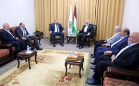الوفد الأمني المصري يصل قطاع غزة غداً