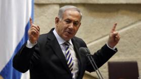"""نتنياهو يهدد حماس: """"أي مظهر من مظاهر الاعتداء سيتبعه رد مضاعف ومتكرر"""""""