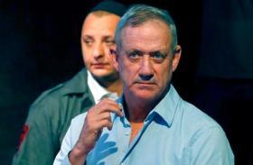 غانتس يكشف موقفه من بناء ممر بحري لحماس في غزة