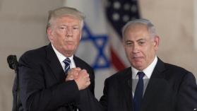 ميدل إيست آي يكشف هنا تتمثل خطورة قرار ترامب بشأن الجولان والضفة وغزة