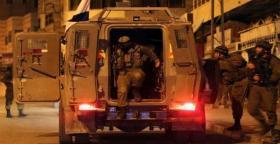 حملة اعتقالات ومداهمات في الضفة المحتلة