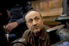 مروان البرغوثي وعدد من أسرى فتح سينضمون للإضراب الذي دعا له أسرى حماس