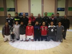 """خدمات البريج يبدأ الاستعداد لـ """"كأس فلسطين"""""""