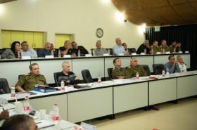 قيادة جيش الاحتلال الإسرائيلي تستعرض سيناريوهات التصعيد على جبهة غزة