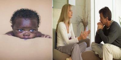 إسبانية تلد طفلا داكن البشرة وتقنع زوجها بأن القهوة هي السبب!