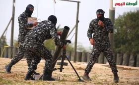 ألوية الناصر صلاح الدين تستنفر عناصرها في غزة الآن