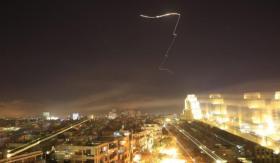 التلفزيون السوري: غارات إسرائيلية على حلب