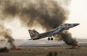 قصف إسرائيلي على غزة الأن