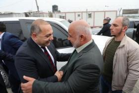 الوفد المصري يصل قطاع غزة غدا بعد جولة تحركات باتجاه إسرائيل