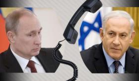 نتنياهو : اتفقت وبوتين على اخراج القوات الإيرانية من سوريا