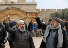 حماس تدعو الأردن للجم الاحتلال ومنعه من فرض سيادته على المقدسات