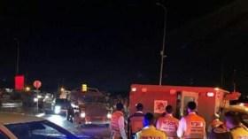 استشهاد فلسطينيين وإصابة إسرائيلييْن أحدهما ضابط بجراح خطيرة بعملية دهس غربي رام الله