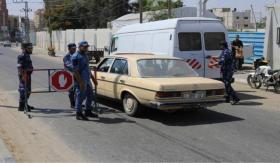 ضبط شبكة لصوص متخصصة بسرقة المنازل والدراجات النارية في غزة