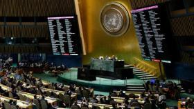 موقف الأمم المتحدة من تصريحات نتنياهو حول ضم الضفة لإسرائيل