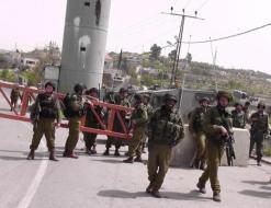 الاحتلال يفرض حصارا على الأراضي الفلسطينية