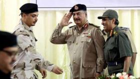 واشنطن تطالب قوات حفتر بوقف عملياتها العسكرية في ليبيا فورا