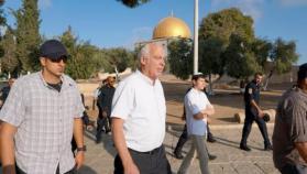 وزير الزراعة الإسرائيلي يقود اقتحامات المسجد الأقصى