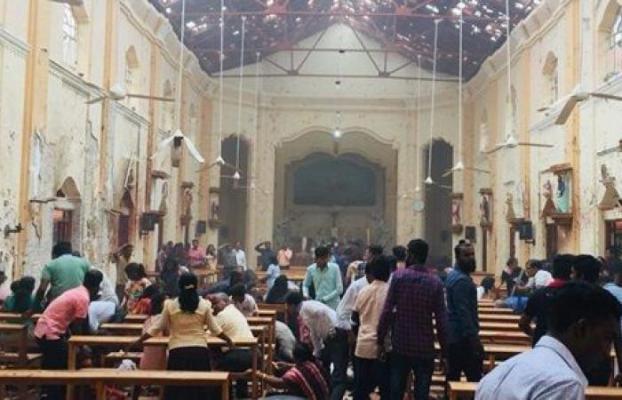 سريلانكا.. عشرات القتلى والجرحى جراء انفجارات بكنائس وفنادق