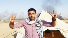 """الأجهزة الأمنية بغزة تعتقل الفنان الكوميدي """"حسام خلف"""""""