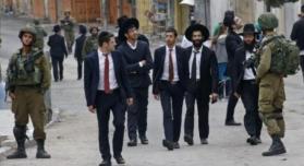 قوات الاحتلال تستعد لتأمين اقتحام 25 ألف مستوطن لمدينة الخليل