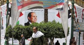 إجازة التعديلات الدستورية في مصر بنسبة 88.83% والسيسي يعلٌُّق
