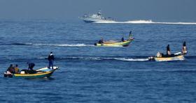 العثور على جثة شاب غريق داخل بحر شمال غزة