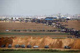 مسؤول فلسطيني: فصل غزة مخطط قديم والمرحلة الحالية الأخطر