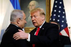 نتنياهو مدين لترامب.. خمس قرارات ساعدته للفوز بالإنتخابات الإسرائيلية