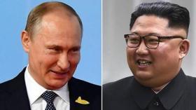 اليوم.. قمة الرئيس الروسي وزعيم كوريا الشمالية في روسيا