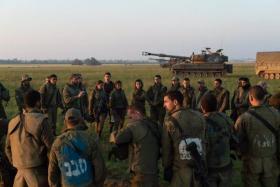جيش الاحتلال ينشر منظومة جديدة على حدود غزة لهذه المهمة