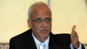 عريقات: الصراع مع إسرائيل سياسيا وليس دينيا