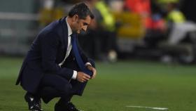 مصير فالفيردي مع برشلونة على المحك